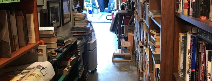 Sideshow Books is one of Los Angeles.