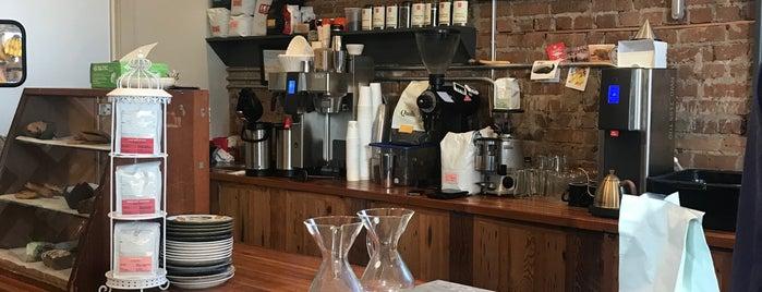 Cherry Espresso Bar is one of Orte, die Peter gefallen.
