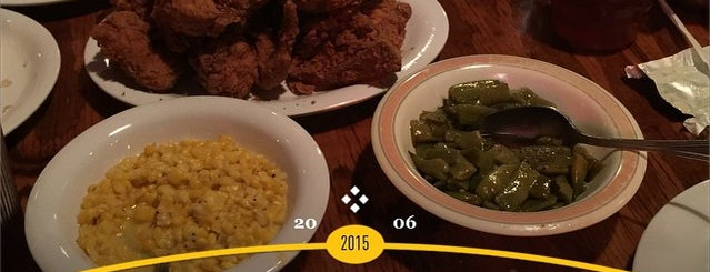 Babe's Chicken Dinner House is one of Dallas-Fort Worth.