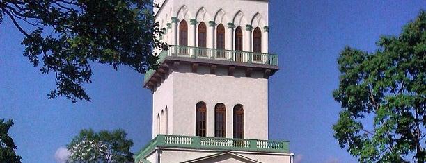 Белая башня is one of Museums & Galleries.