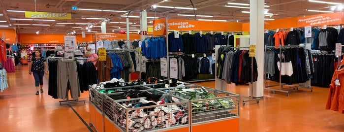 Budget Sport is one of Matkus Shopping Center.