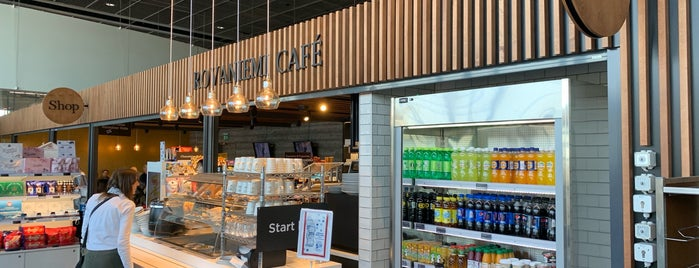 Rovaniemi Cafe is one of Nordic countries.