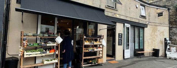 Landrace Bakery is one of England.