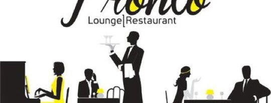 Pronto Lounge Restaurant is one of Posti che sono piaciuti a Fadik.