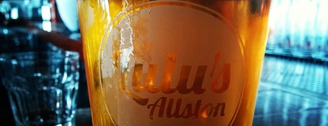 Lulu's Allston is one of BOS.