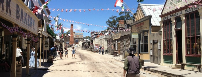 Sovereign Hill is one of To-do Australia.
