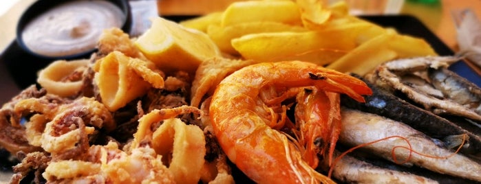Street Seafood Hook & Cook is one of สถานที่ที่ Anu ถูกใจ.