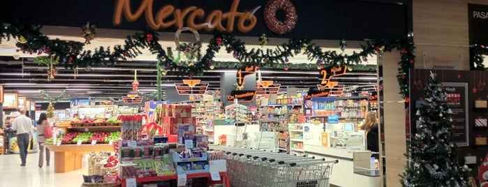 Mercato d'Marketplace is one of Locais curtidos por Woo.
