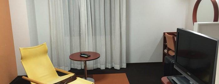 Kanazawa City Hotel is one of Creig'in Beğendiği Mekanlar.