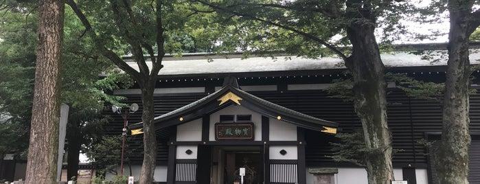 大国魂神社宝物殿 is one of Posti che sono piaciuti a ジャック.