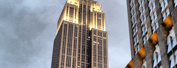 Empire State Building is one of SEOUL NEW JERSEY.