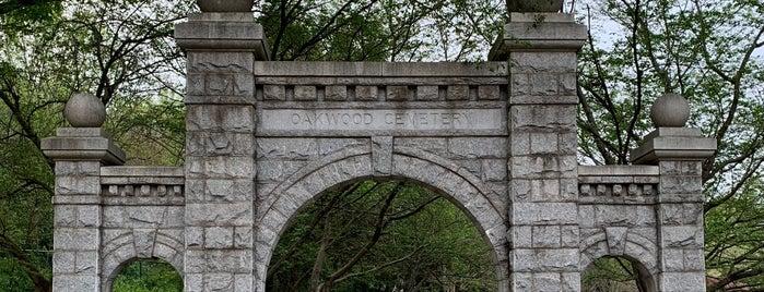 Oakwood Cemetery is one of NC Raleigh.