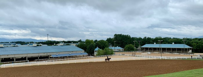 Virginia Horse Center is one of VA Lexington.
