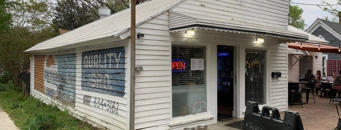SmokeStacks Cafe is one of NC Raleigh.