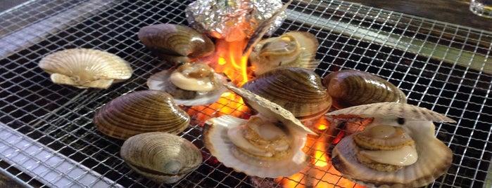 수덕수산 is one of Seafood.