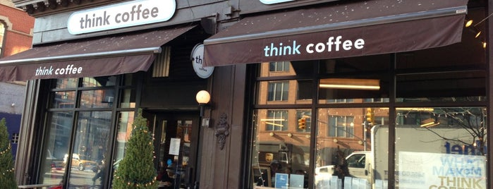 Think Coffee is one of Coffee Offices.