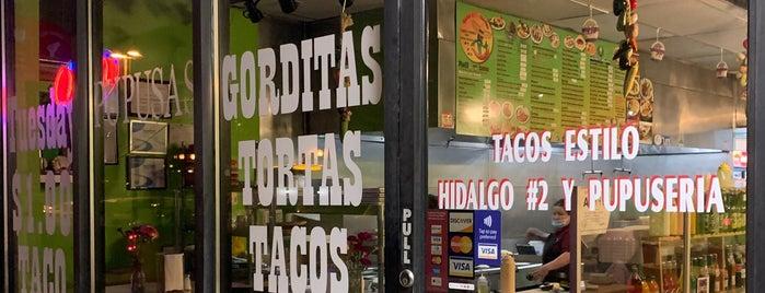 Tacos Estilo Hidalgo #2 Y Pupuseria is one of NC Raleigh.