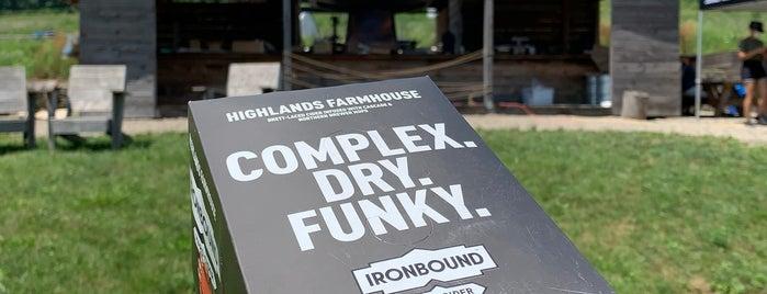 Ironbound Farms is one of สถานที่ที่ Michael ถูกใจ.