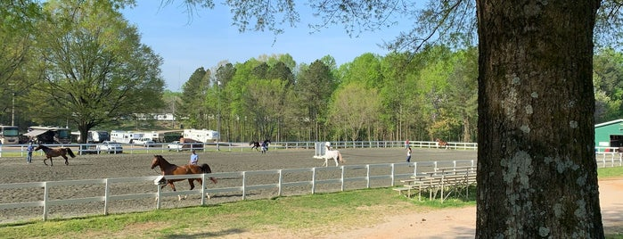 James B. Hunt Jr. Horse Complex is one of NC Raleigh.