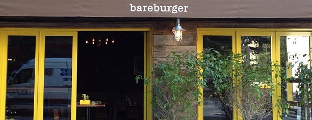 Bareburger is one of Lieux sauvegardés par Pignot.
