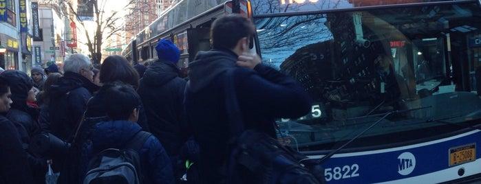 MTA Bus - M86 at Lexington Av is one of Favorite Tips IV.
