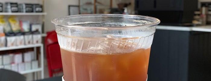 Gotham Coffee Roasters is one of สถานที่ที่ Jackson ถูกใจ.