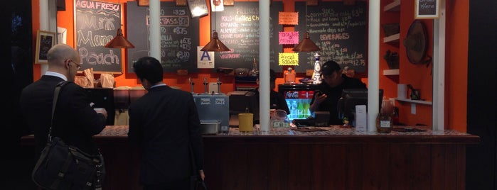 Pampano Taqueria is one of USA NYC MAN Midtown East.