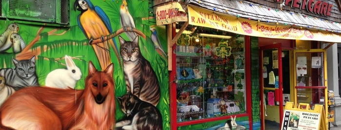 Whiskers Holistic Petcare inc. is one of NYC Shopping - Other.