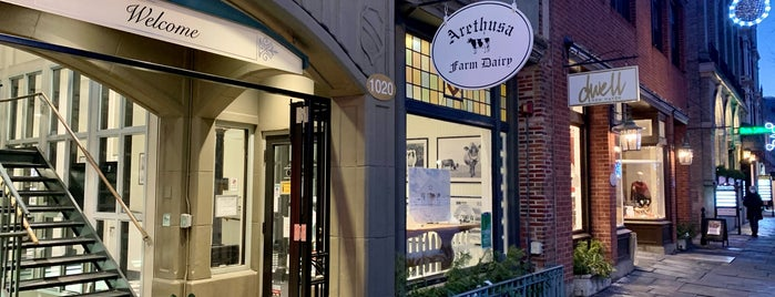Arethusa Farm Dairy is one of New Haven.