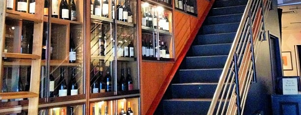 Morrell Wine Bar & Cafe is one of Locais curtidos por Olya.