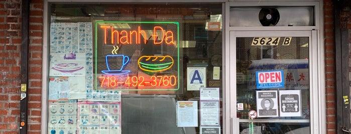 Thanh Da Inc. II is one of Southern Brooklyn.