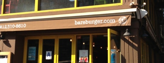 Bareburger is one of #RallyDowntown Scavenger Hunt.