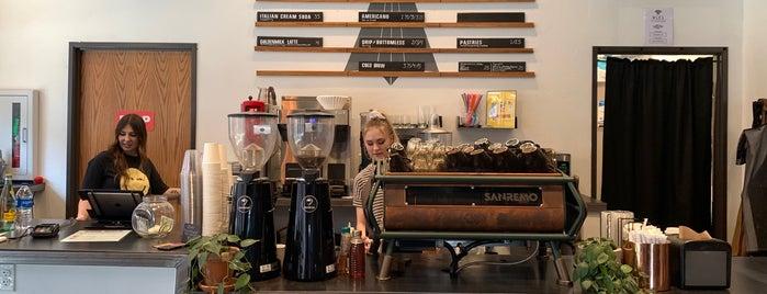 Landing Coffee Company is one of Oklahoma.