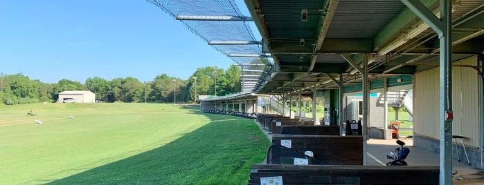 The Golf Range @ Branchburg is one of NJ Clinton-Bridgewater.