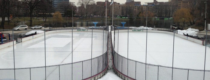 Lasker Pool & Ice Rink is one of NYC.