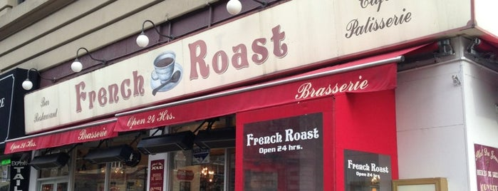 French Roast is one of Restaurants to Try.