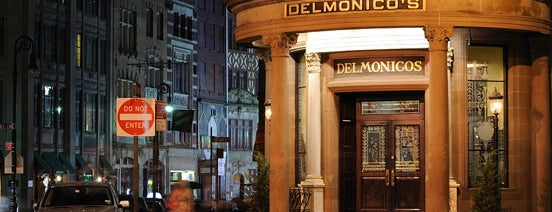 Delmonico's is one of NYC Restaurants to Put on Your Bucket List.