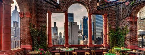 Pod 39 Rooftop Bar is one of NYC/MHTN: American.