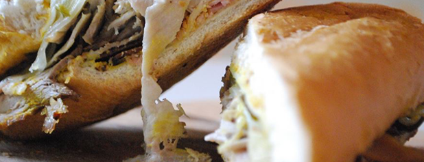 Bayou Bakery, Coffee Bar & Eatery is one of The Best Sandwich Shop in Every State.