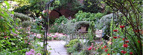 The Garden at St. Luke in the Fields is one of 92 Days of Summer in NYC.