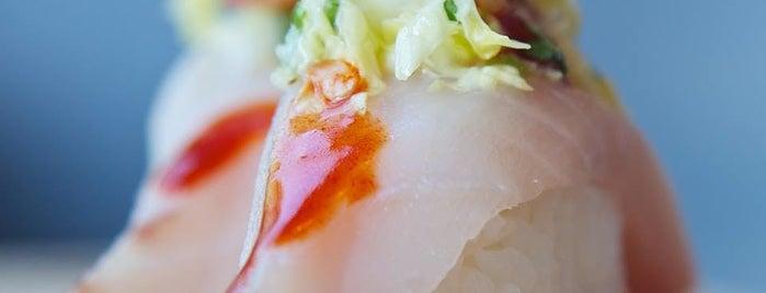Sushi Dokku is one of Chicago Food.