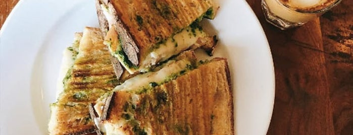 Tartine Bakery is one of The Best Grilled Cheese in Every U.S. State.