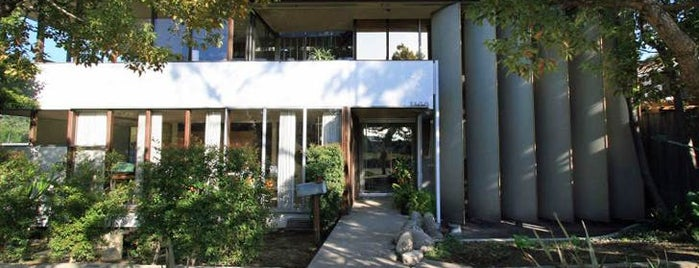Neutra VDL House is one of 9 Groovy L.A. Landmarks You Need to Know.