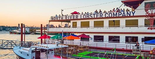 North River Lobster Company is one of 92 Days of Summer in NYC.