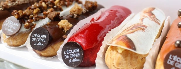 L'Éclair de Génie is one of 15 Treats All Dessert Lovers Need to Eat Once.