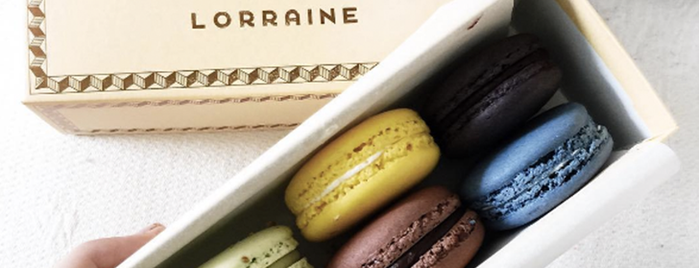 Bakery Lorraine is one of The 19 Best Cookies in America.