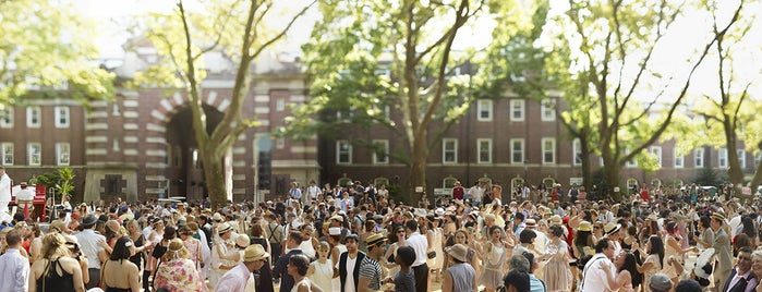 Governors Island is one of 92 Days of Summer in NYC.