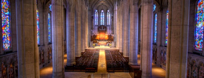 Grace Cathedral is one of San Francisco To-Do.
