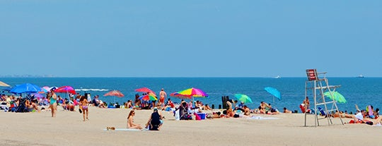 Fort Tilden Beach is one of 92 Days of Summer in NYC.