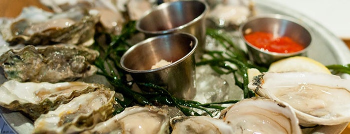 Upstate Craft Beer and Oyster Bar is one of 25 Top Spots for Oysters in the U.S..